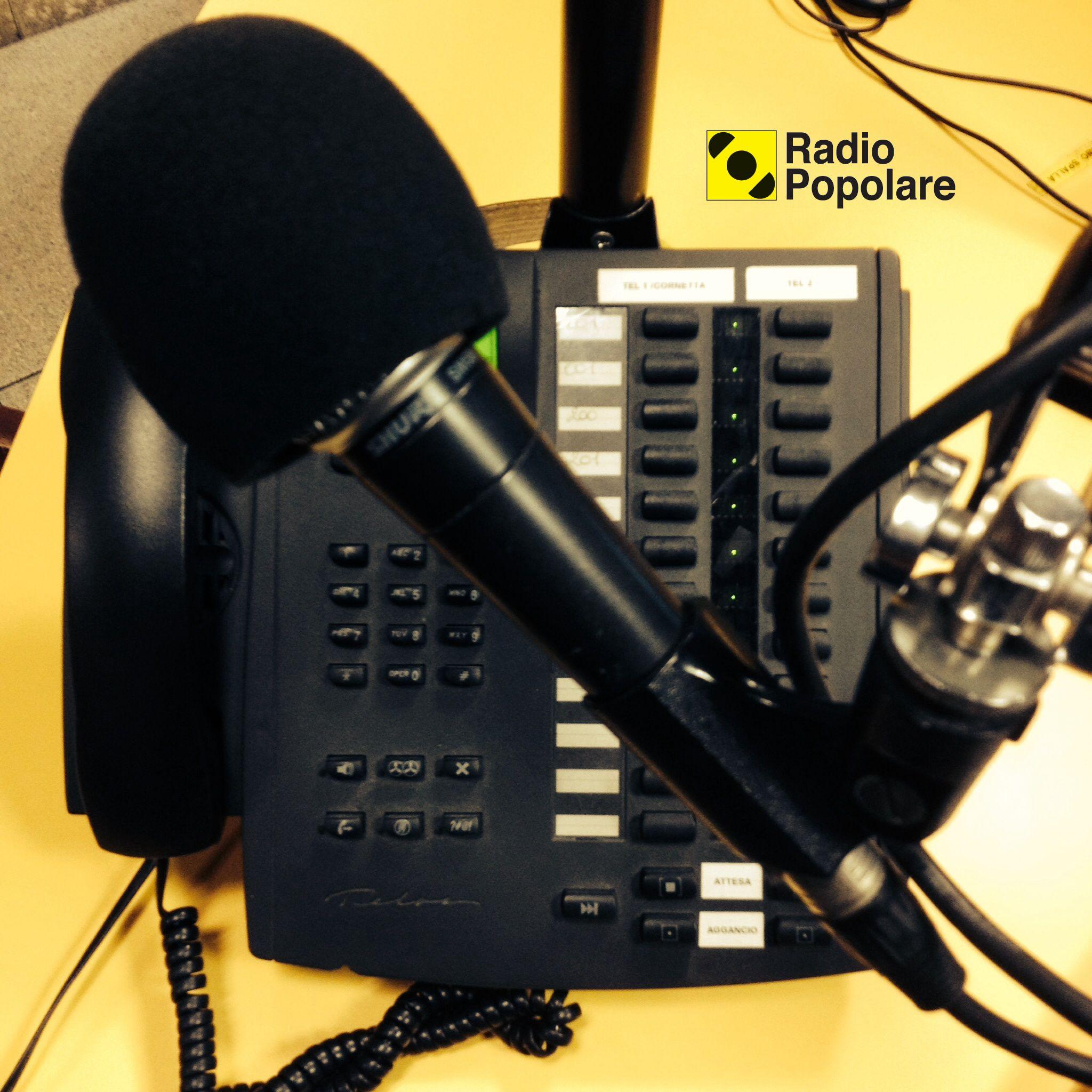Microfono aperto - Radio Popolare