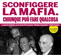 Il futuro del movimento antimafia