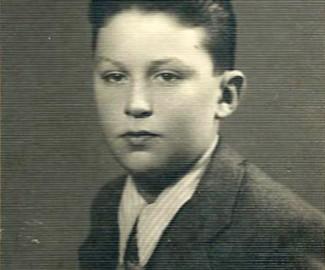 Marcello Martini nel 1940