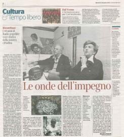 Corriere della Sera, 22 dicembre 2015