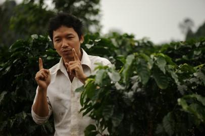 Lee-nella-piantagione