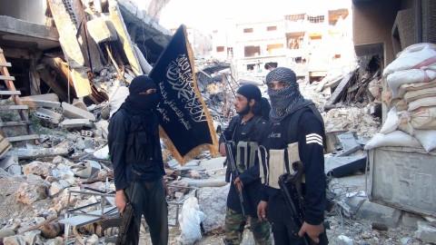 Miliziani di Al Nusra