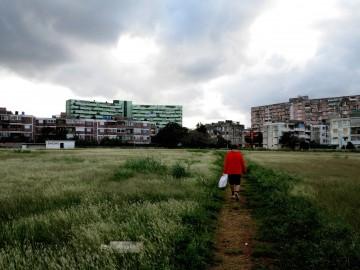 La borgata Camilo Cienfuegos a l'Avana