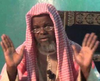 Oustaz Ousmane Guéladio Ka Ami, imam di Al Falah