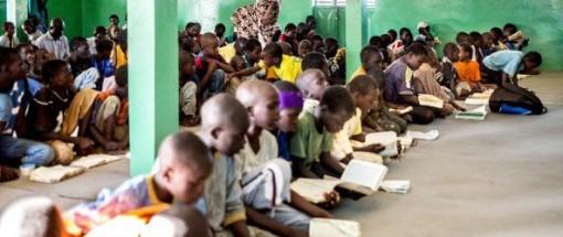 Una scuola islamica senegalese