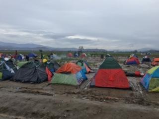 campo profughi idomeni