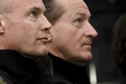 Bertrand Piccard e André Borschberg