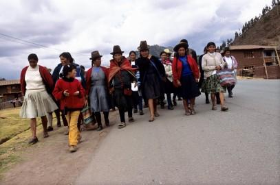 Alla fine degli anni '90 migliaia di contadine povere furono vittime delle sterilizzazioni forzate del regime di Alberto Fujimori