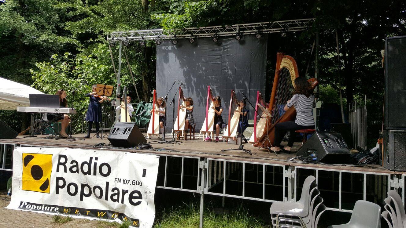 Matinée con gli Allievi della Piccola Orchestra Scuola Musicale di Milano
