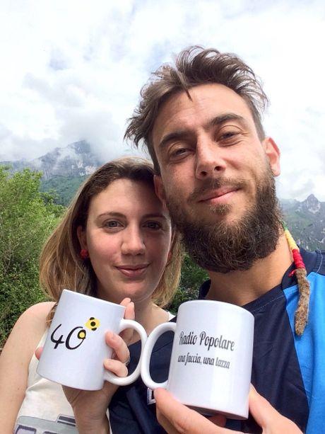 Arianna e Francesco - Una faccia una tazza