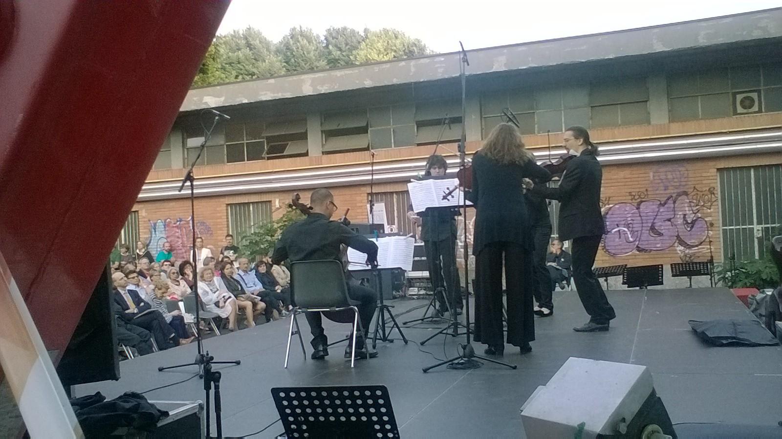 L'Orchestra Mozart