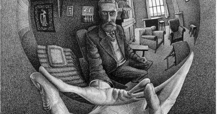 Metamorfosi e nuove dimensioni for Escher metamorfosi