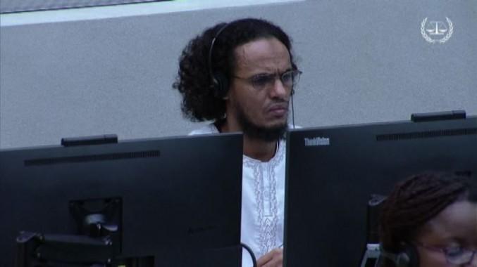 Ahmad Al Faqi Al Mahdi, imputato alla Corte penale internazionale dell'Aja per la distruzione dei mausolei di Timbuktu