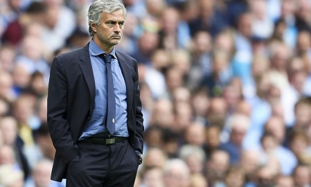 Chelsea's José Mourinho