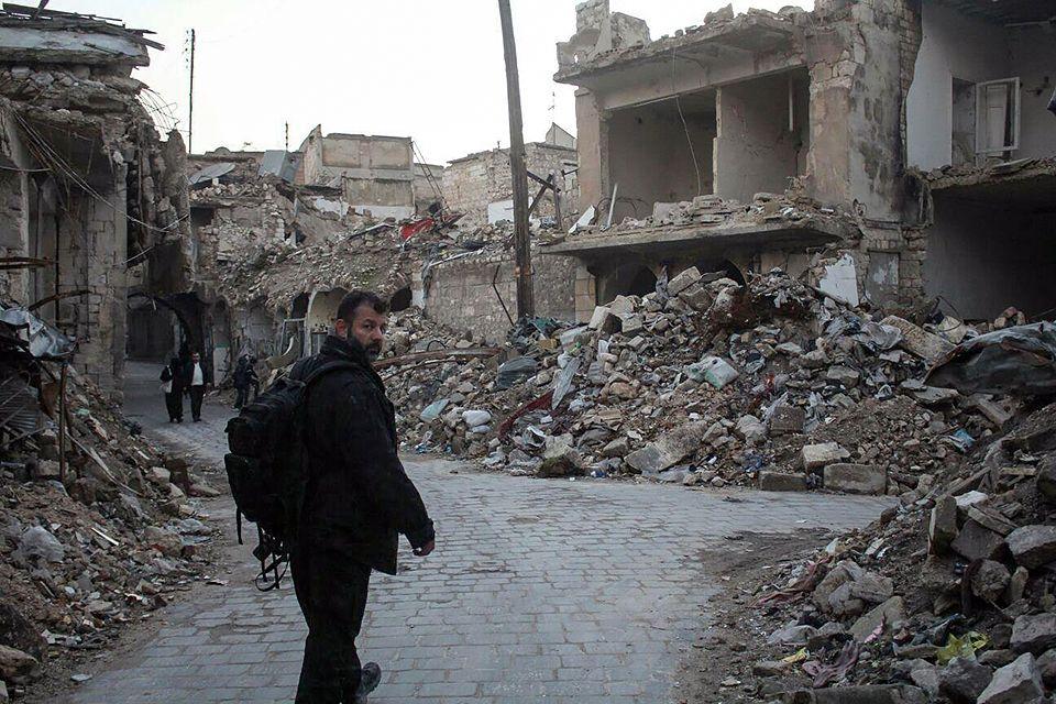siria contrabbandiere di giocattoli foto in coda all'articolo