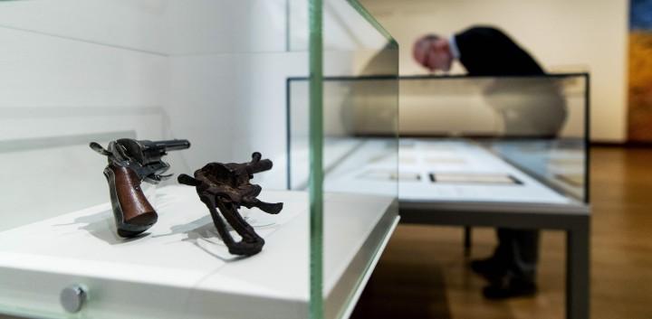 La pistola con cui Van Gogh si sarebbe tolto la vita