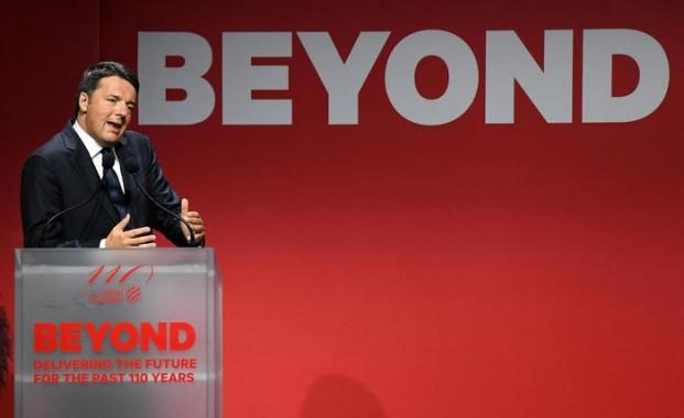 Renzi, alla politica manca la progettazione del futuro