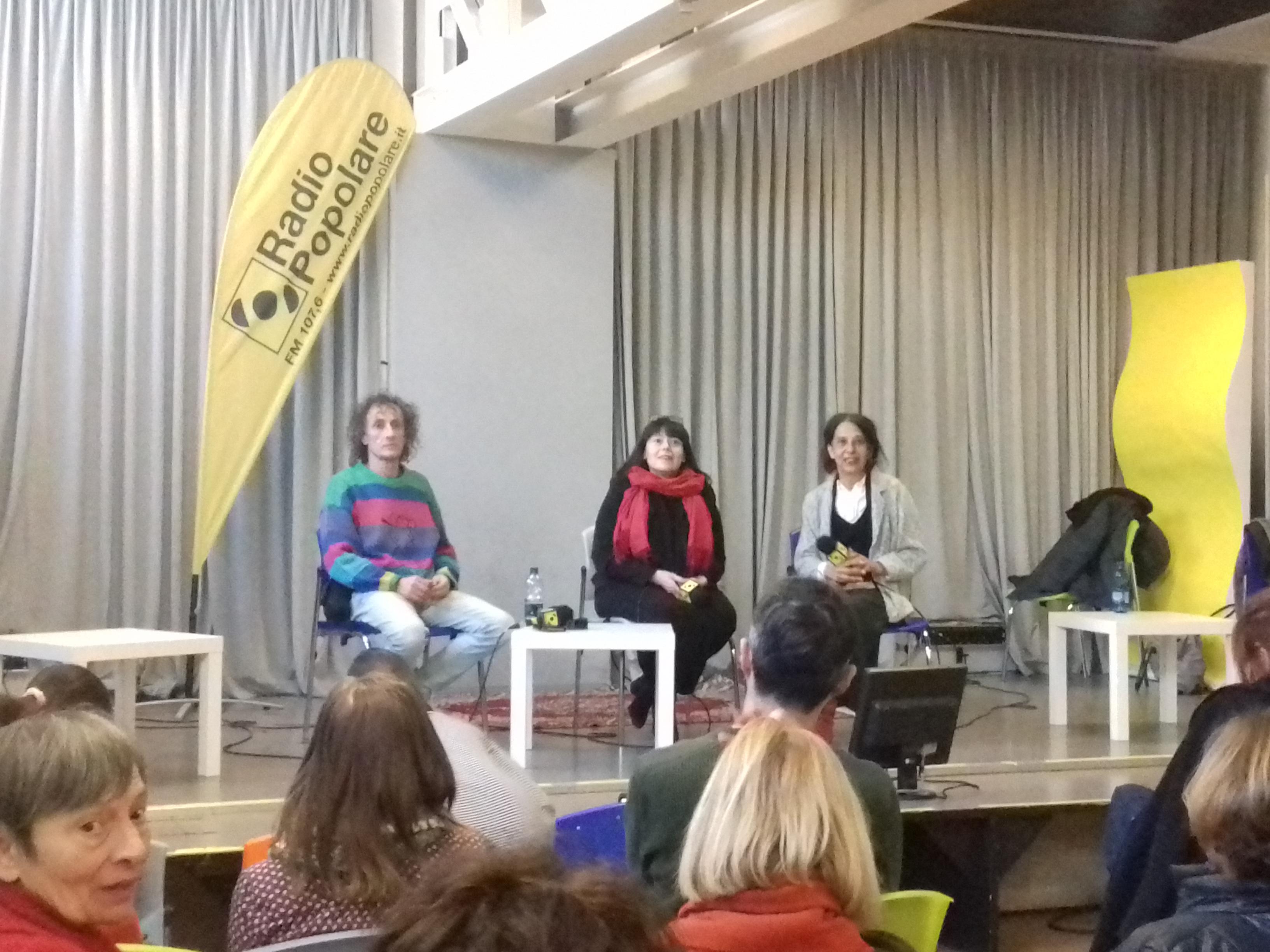 Ira Rubini intervista Antonio Rezza e Flavia Mastrella