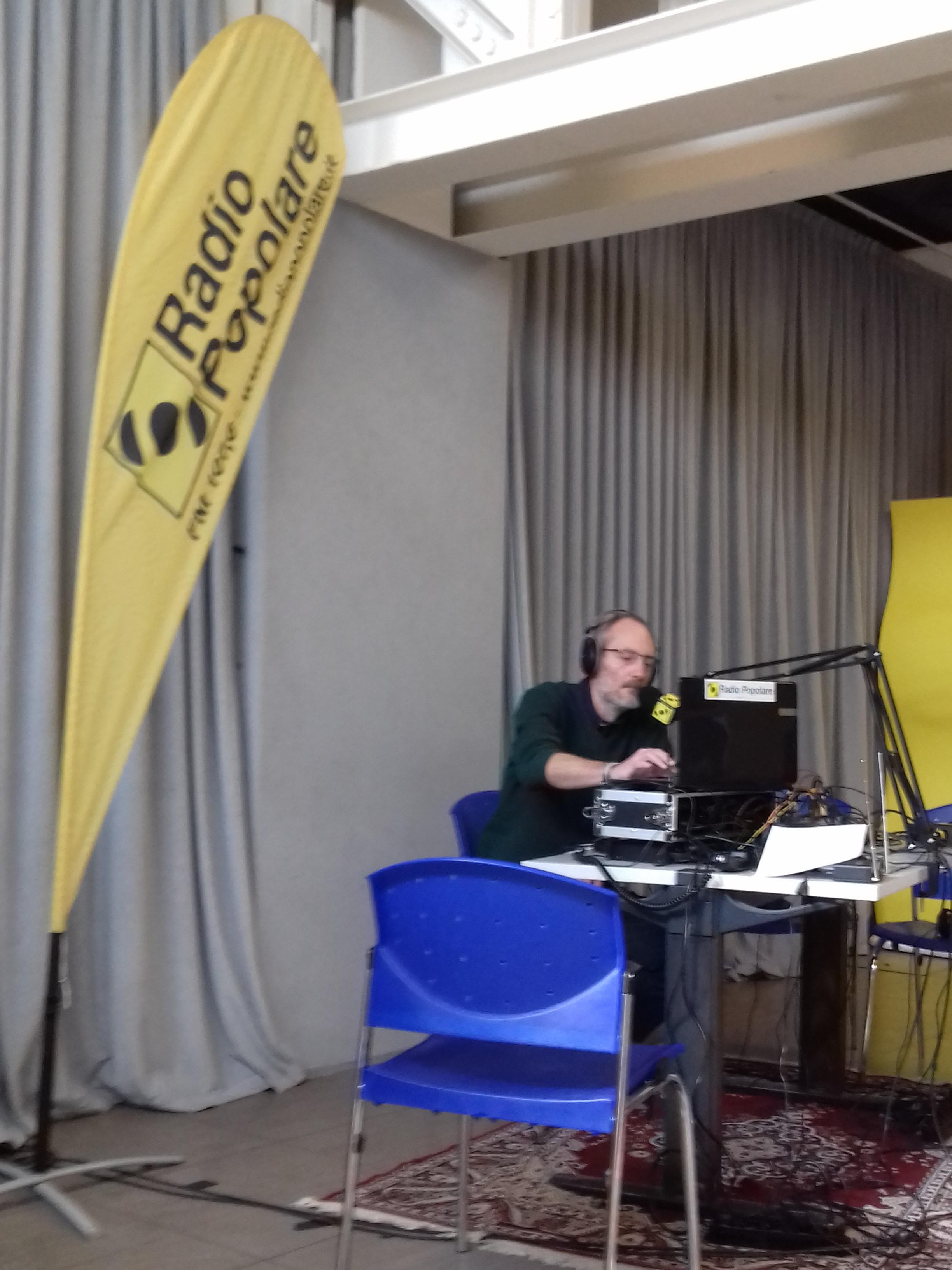 Microfono aperto live con Massimo Bacchetta