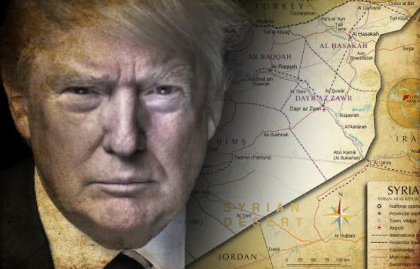 La linea rossa di Trump