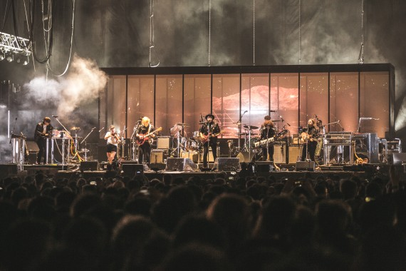 Arcade Fire (Foto Sergio Albert - Primavera Sound)