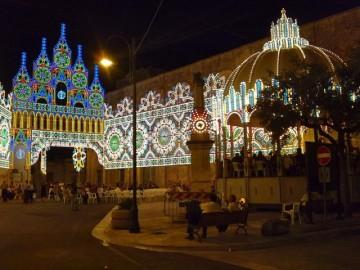 Festa patronale a Castiglione d`Otranto