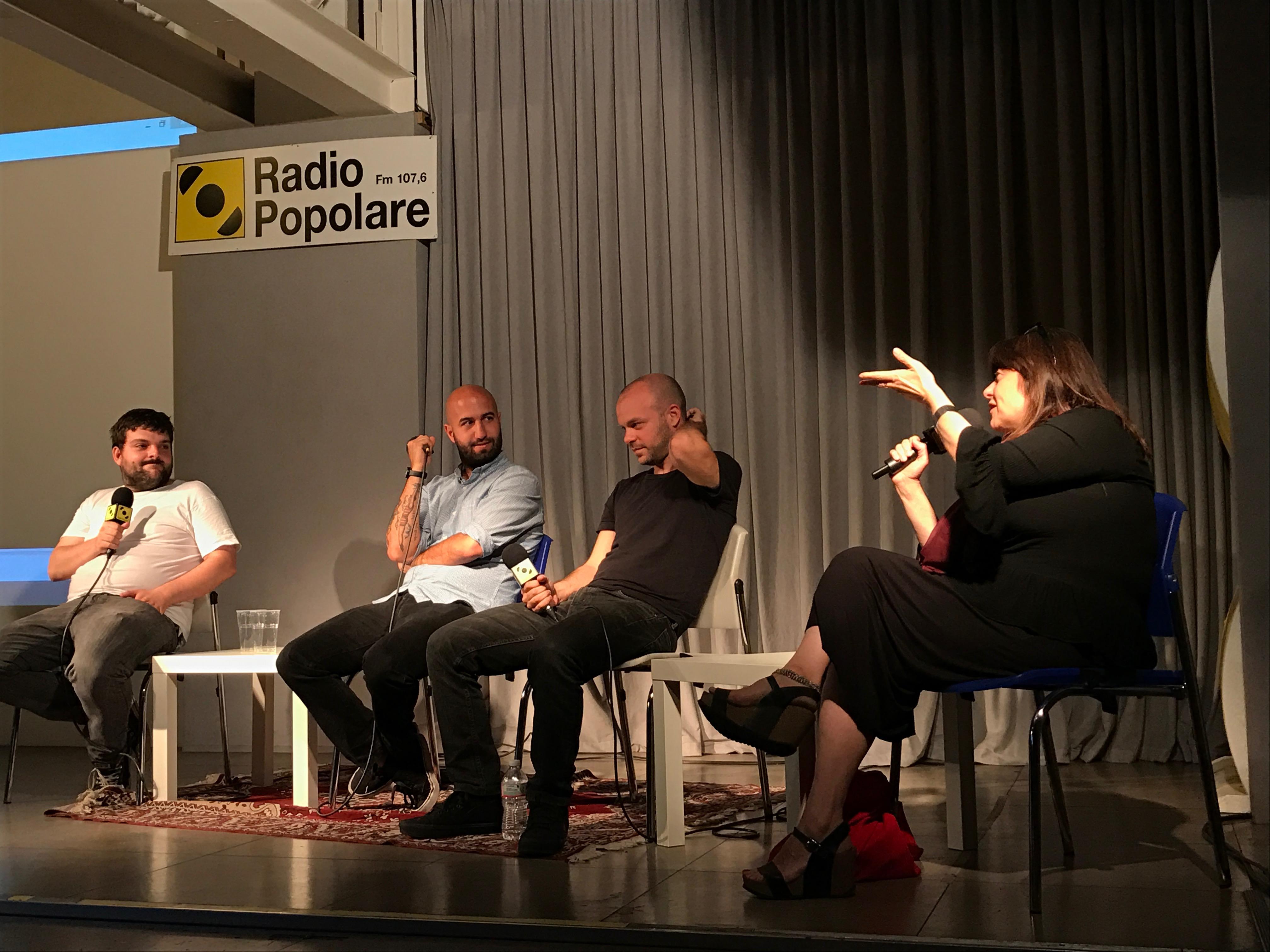 Intervista semiseria al Terzo segreto di satira a cura di Ira Rubini