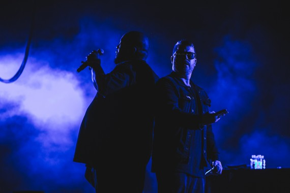 Run The Jewels (Foto Sergio Albert - Primavera Sound)