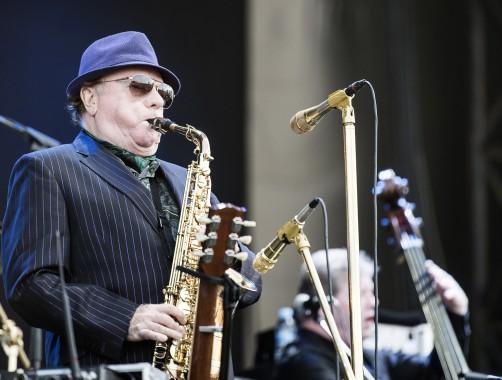 Van Morrison (Foto Eric Pamies - Primavera Sound)
