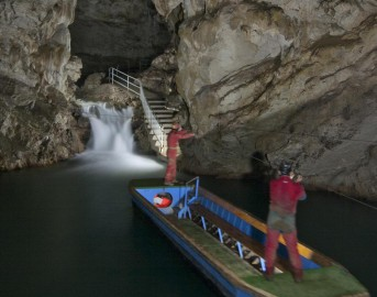 grotte Pertosa-Auletta