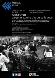 Locandina Evento-G8