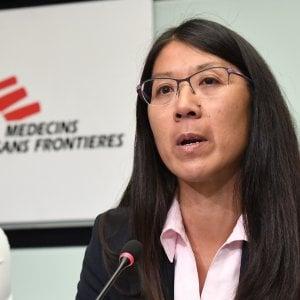 Joanne Liu, presidente di Msf