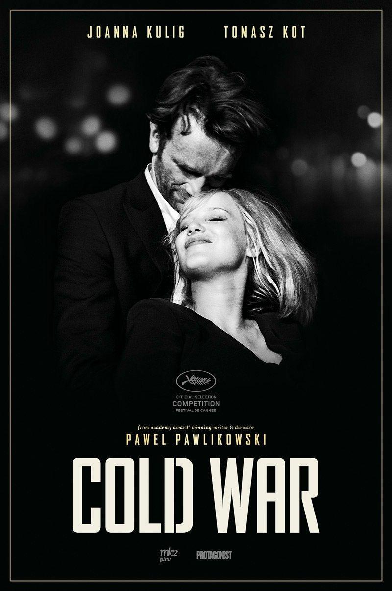 Il poster di Cold War