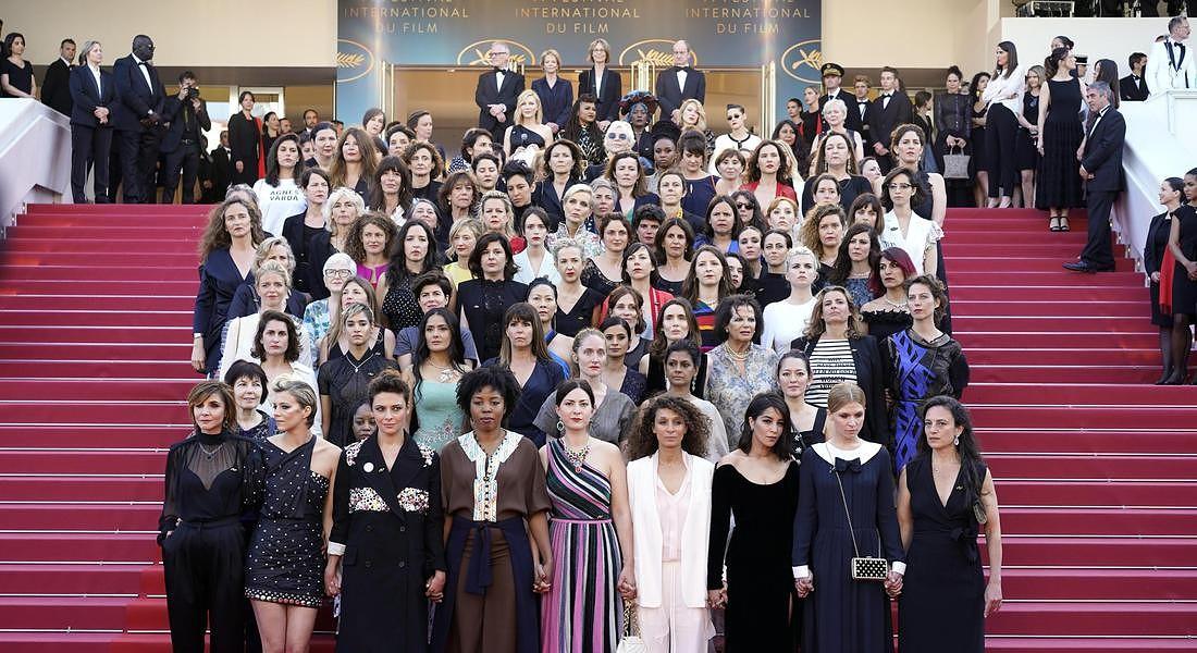 Festival Di Cannes 2018: la protesta sul tappeto rosso