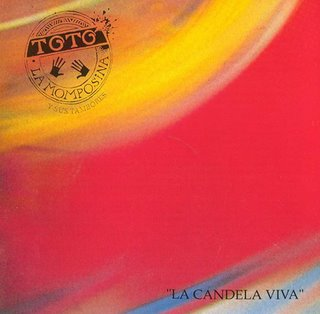 """La copertina de """"La Candela Viva"""""""