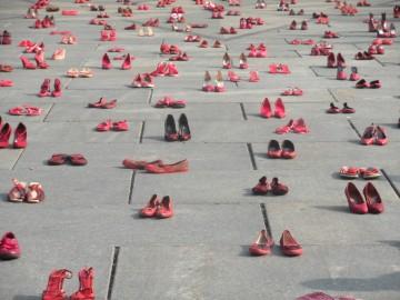 Il linguaggio dell'arte contro la violenza sulle donne