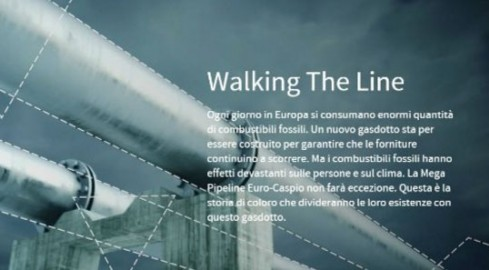Walking-the-line