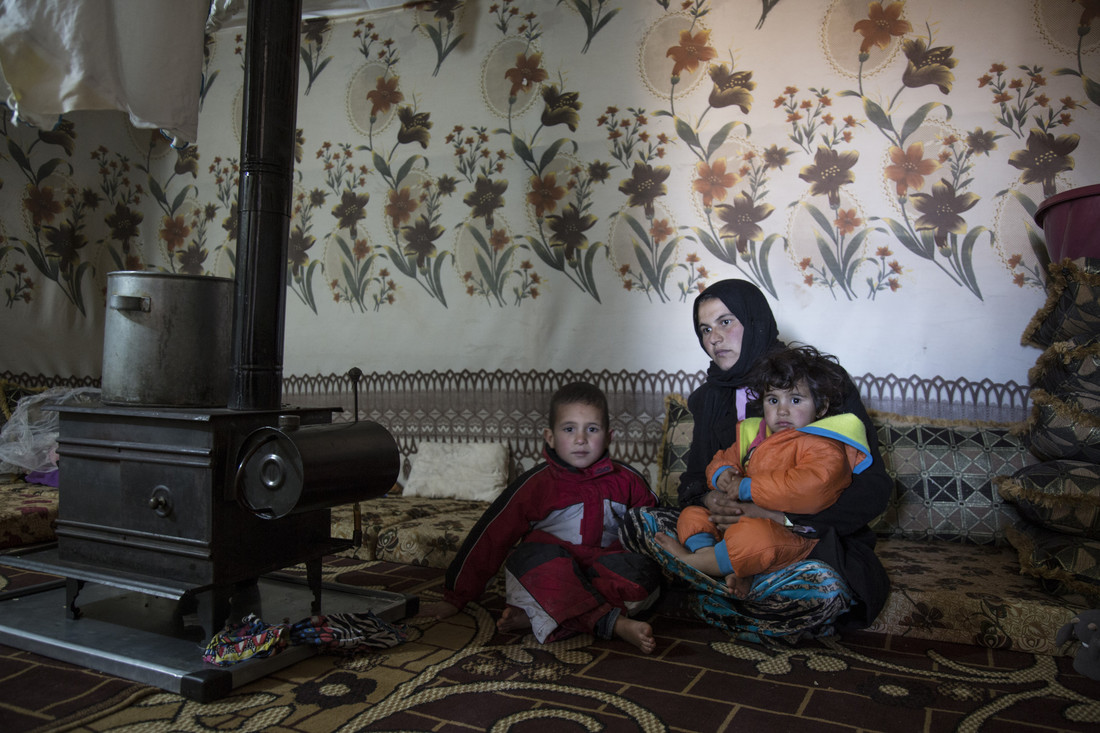 Syria, V anniversary_ Lebanon, Jan. 2016_ Credit Sam Tarling.Oxfam_ Open Access -11-