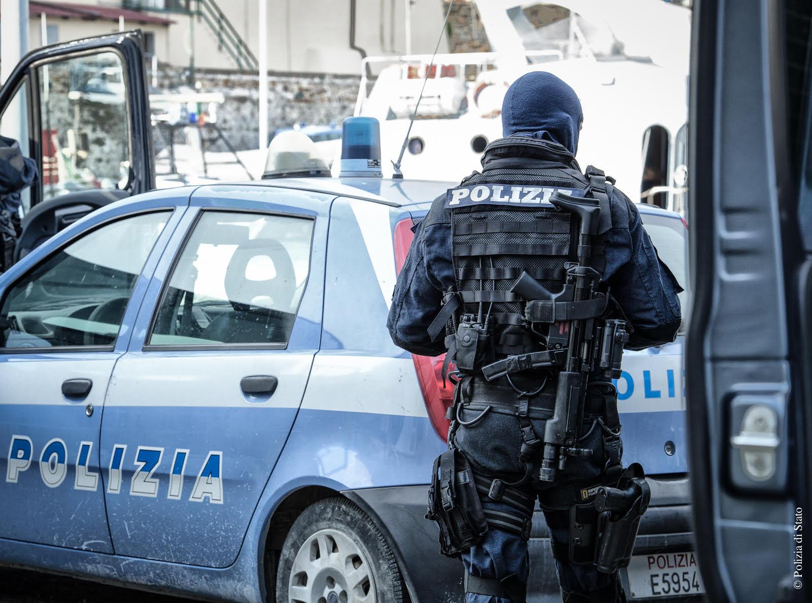 Antiterrorismo in azione