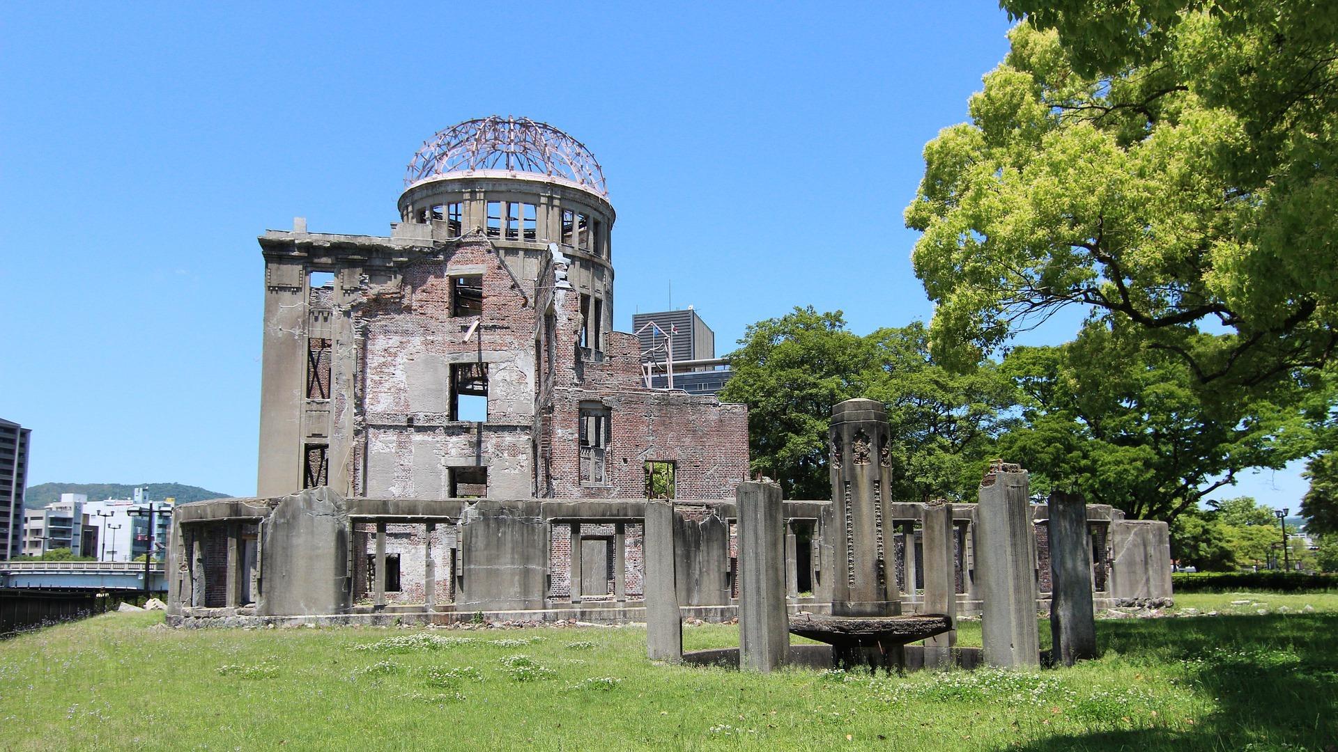 La bomba su Hiroshima:
