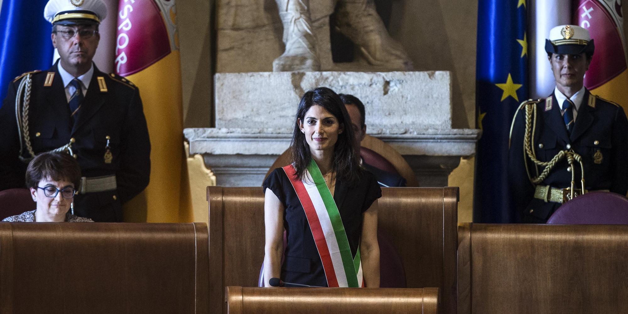 Virginia Raggi - Roma