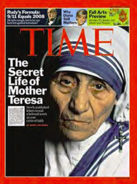 madre teresa sul Time