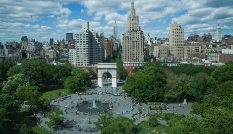 Washington Square_NY