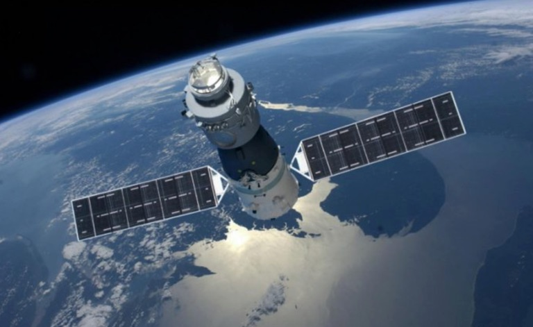 La stazione spaziale cinese Tiangong-1