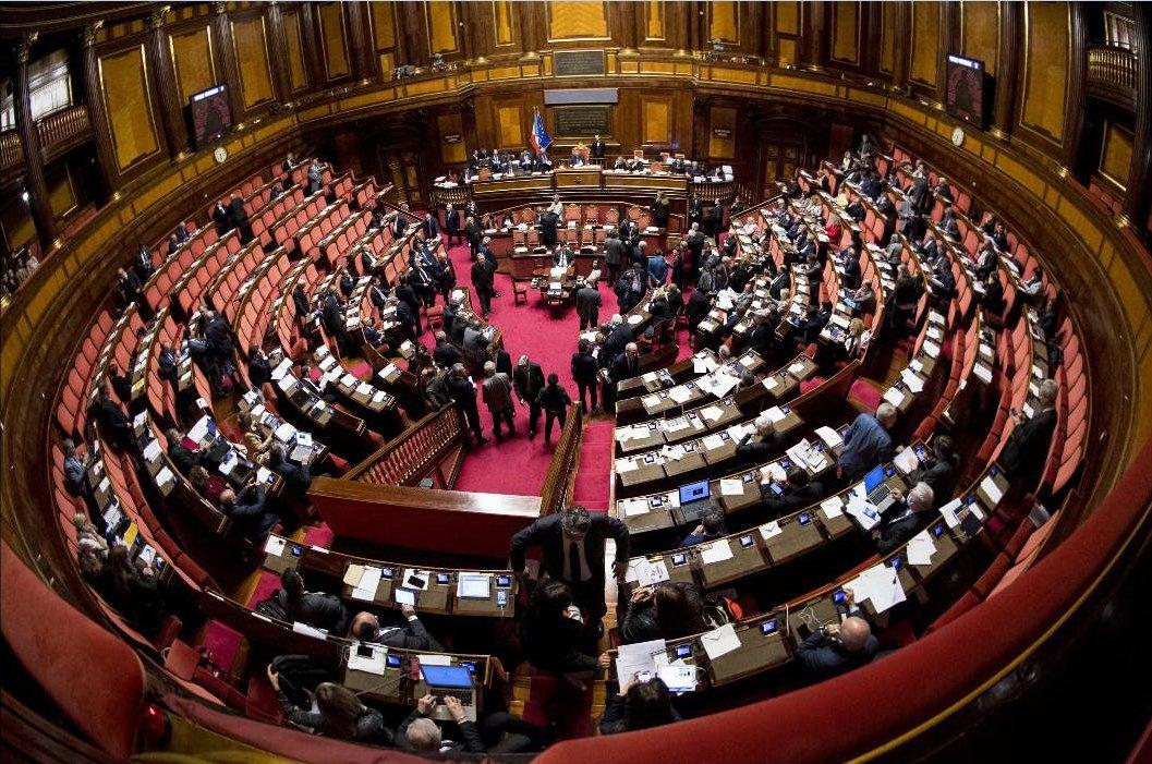 Il Senato della Repubblica Italiana