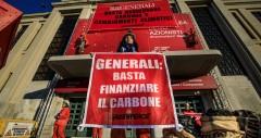 Greenpeace contro Generali