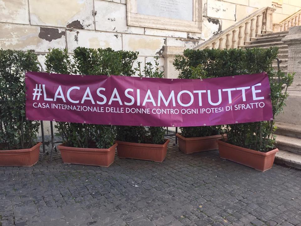 Casa Internazionale delle donne di Roma