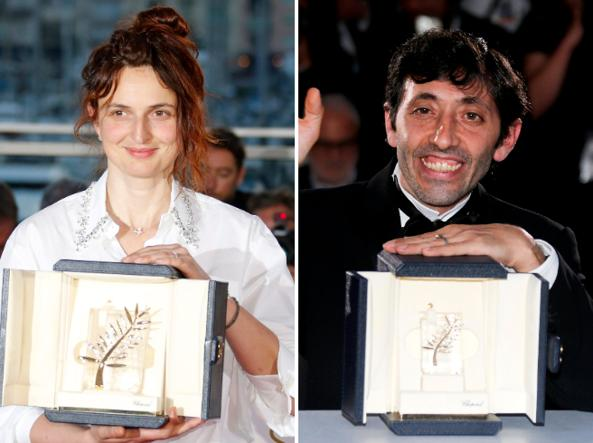 Cannes 2018 - I premi in Italia