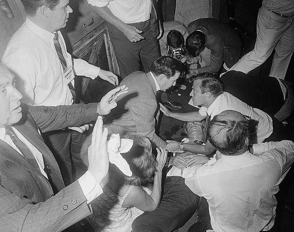 Omicidio Robert Kennedy