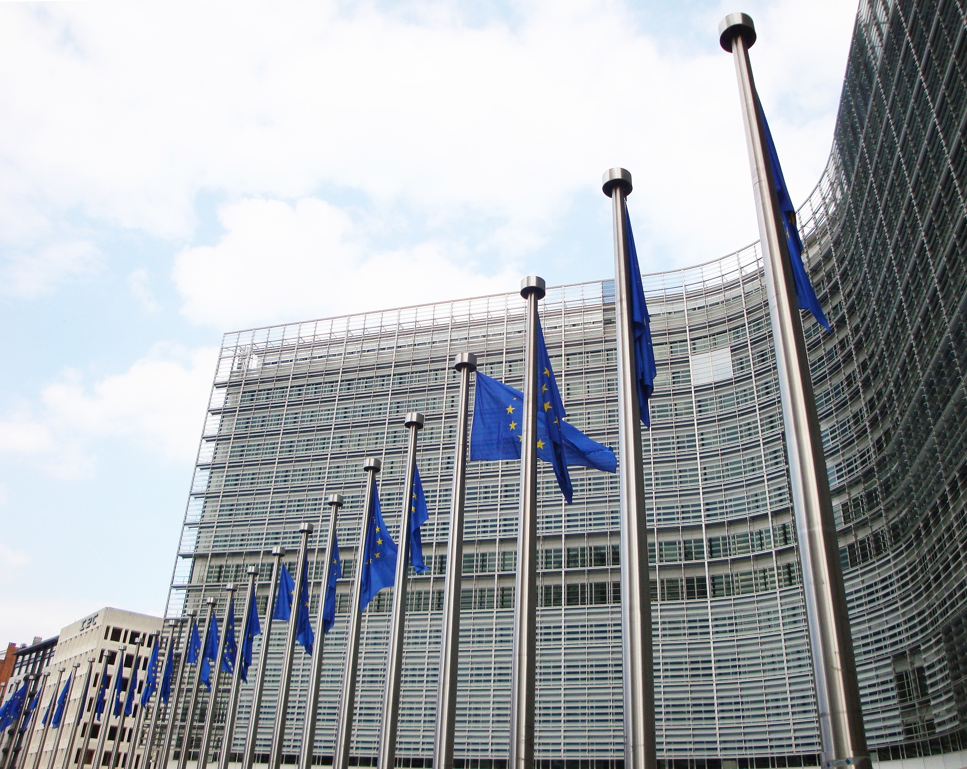 Commissione Europea a Bruxelles